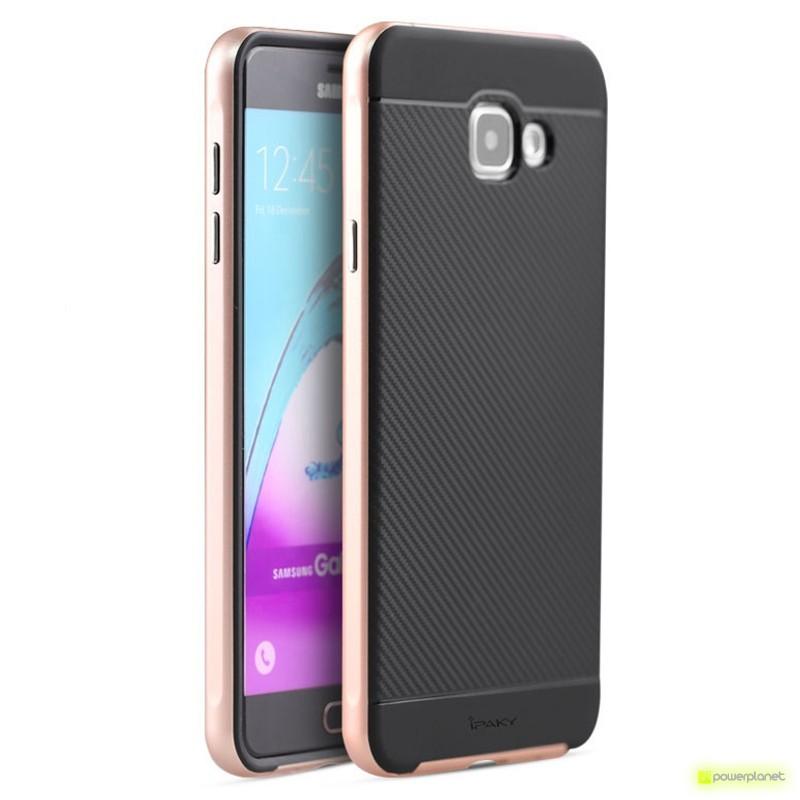 Capa de silicone Samsung Galaxy A7 2016 Ipaky - Item3