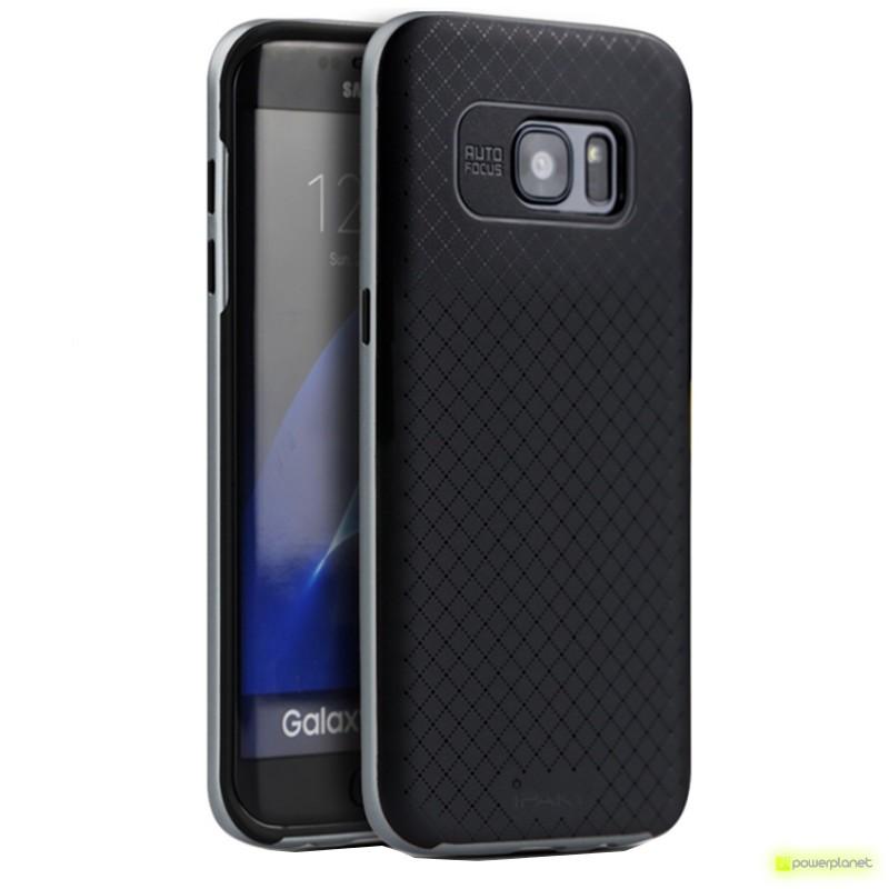 Funda de silicona Samsung Galaxy S6 Edge Ipaky