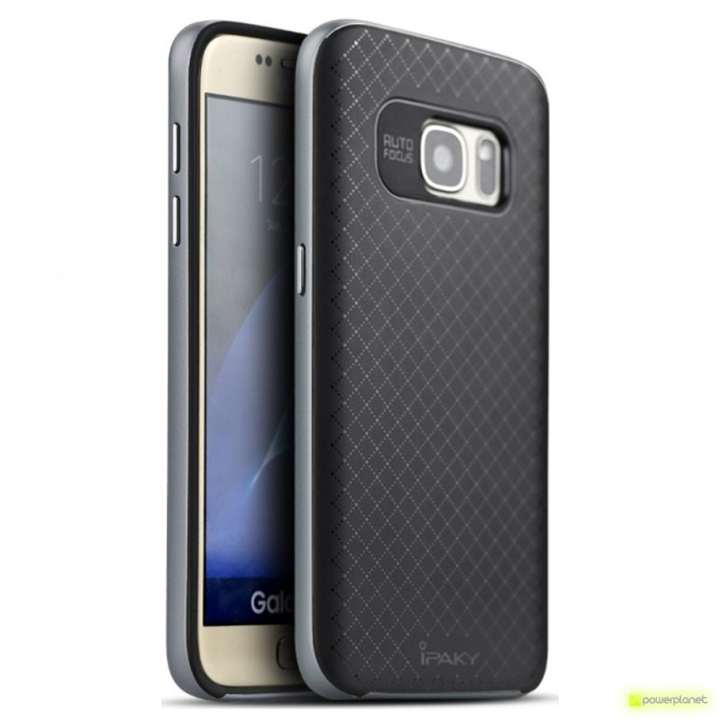 Funda de silicona Samsung Galaxy S7 Edge Ipaky