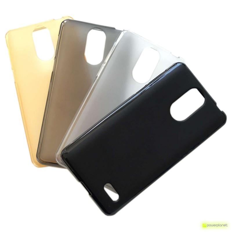 Funda de silicona para Leagoo M5
