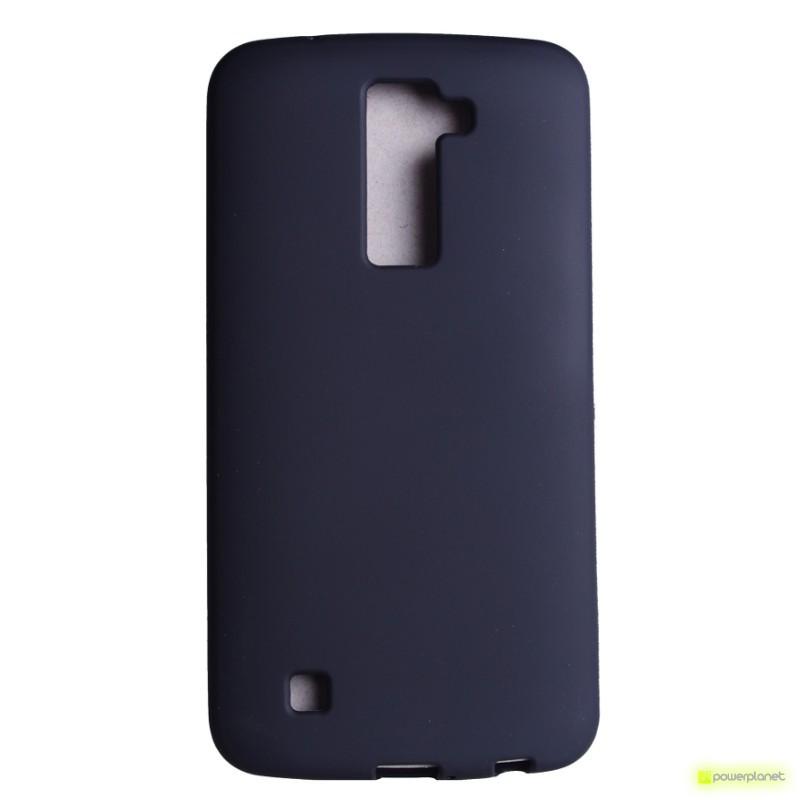 Capa de Silicona LG K10