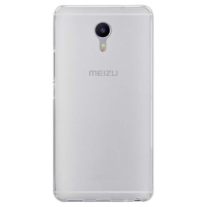 Capa de silicone Meizu M3 Max - Item1