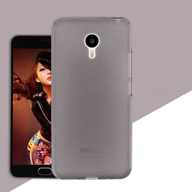 Capa de silicone para Meizu M5 Note - Item2