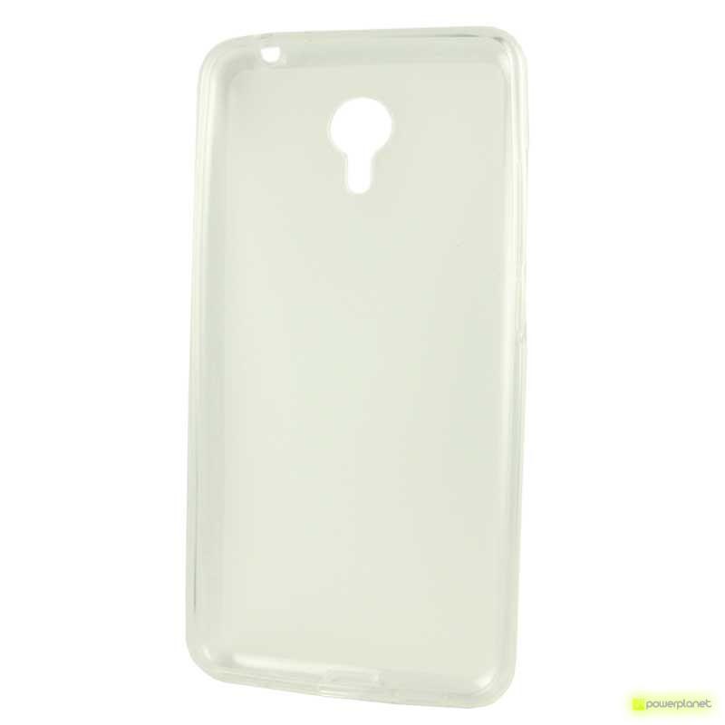 Capa de Silicona Meizu Metal - Item1