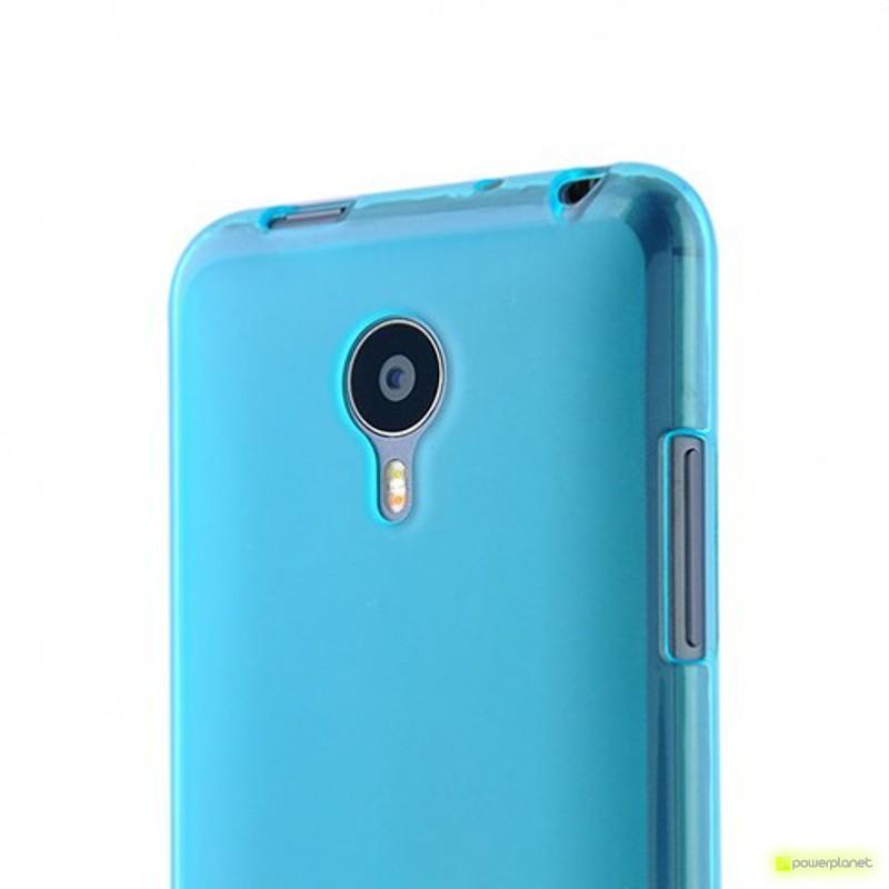 Capa de Silicone Meizu MX4 PRO - Item1