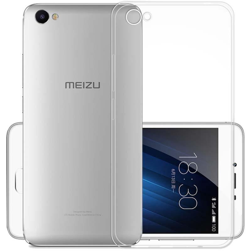 Funda de silicona para Meizu U10