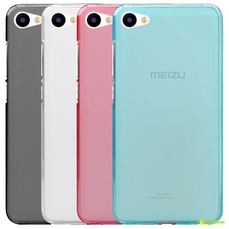 Capa de silicone para Meizu U20