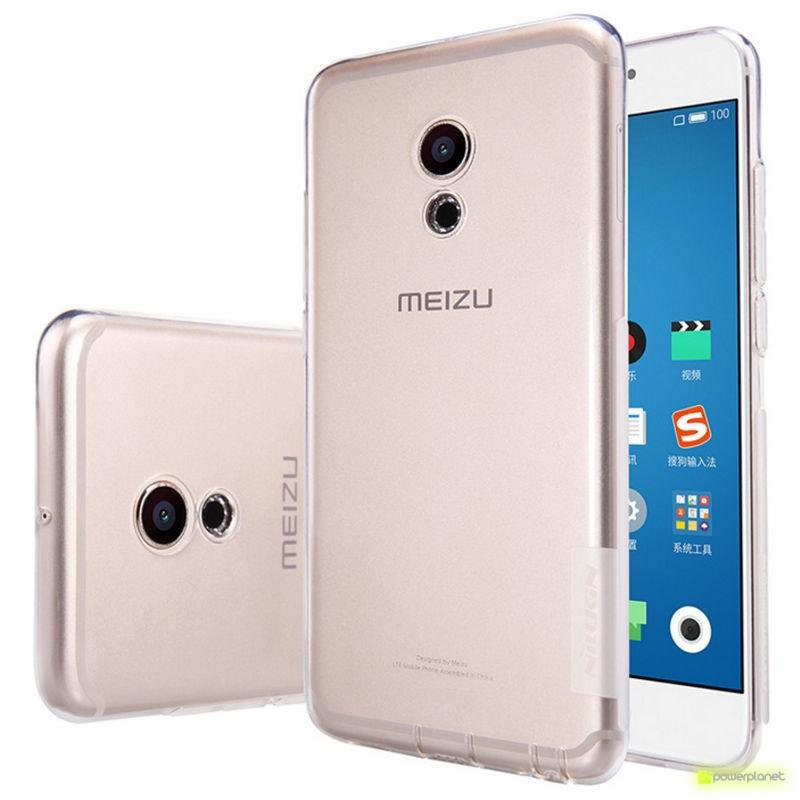 Funda de silicona Nillkin para Meizu Pro 6