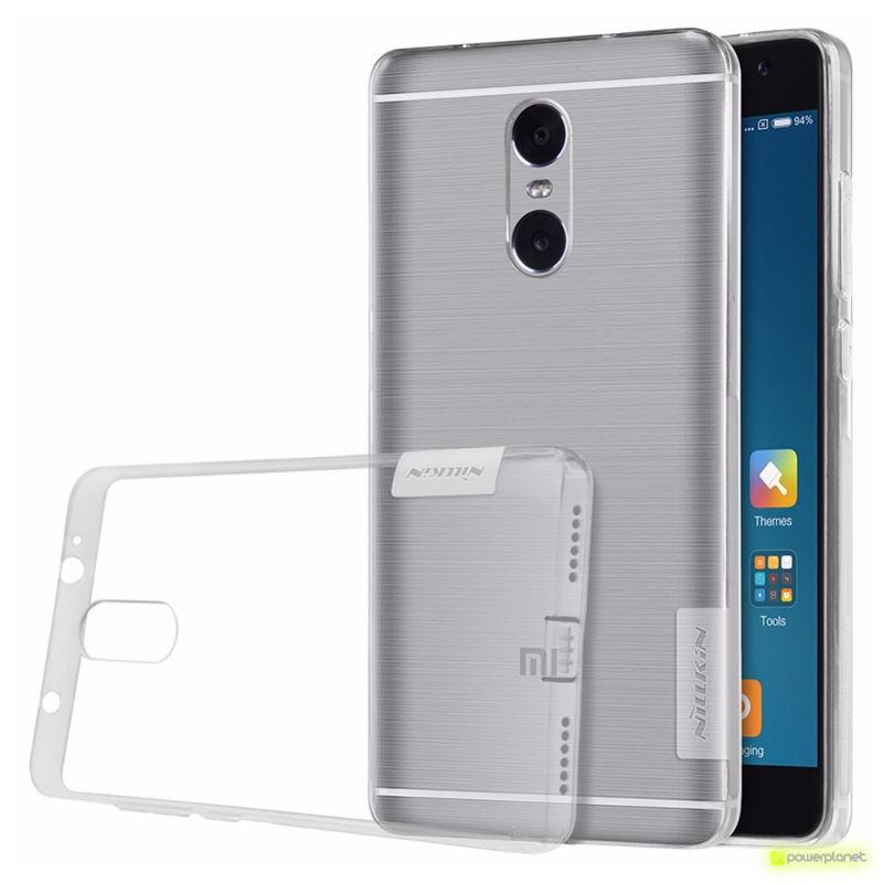 Funda de silicona Nillkin para Xiaomi Redmi Pro