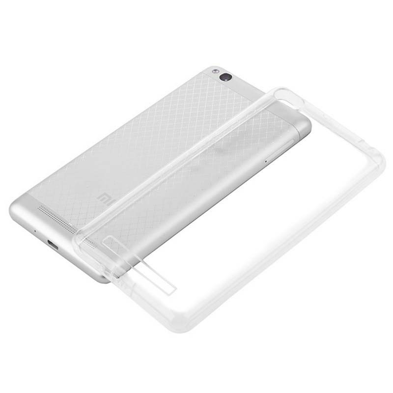 Capa de Silicone Xiaomi Redmi 3 - Item1