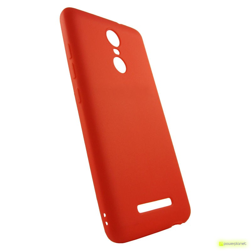 Funda de Silicona para Xiaomi Redmi Note 3