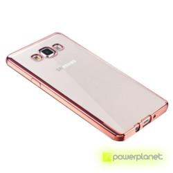 Capa de silicone Samsung Galaxy J3 - Item1