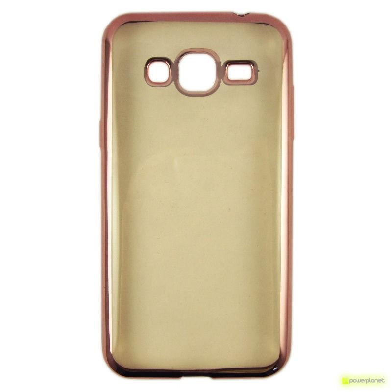 Capa de silicone Samsung Galaxy J3 - Item2