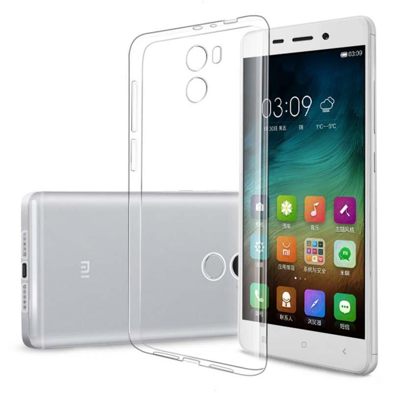 Funda de silicona para Xiaomi Redmi 4 - Ítem5