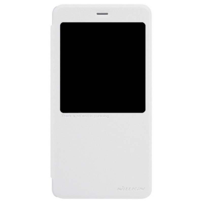 Funda de cuero Sparkle de Nillkin para Xiaomi Redmi Note 4