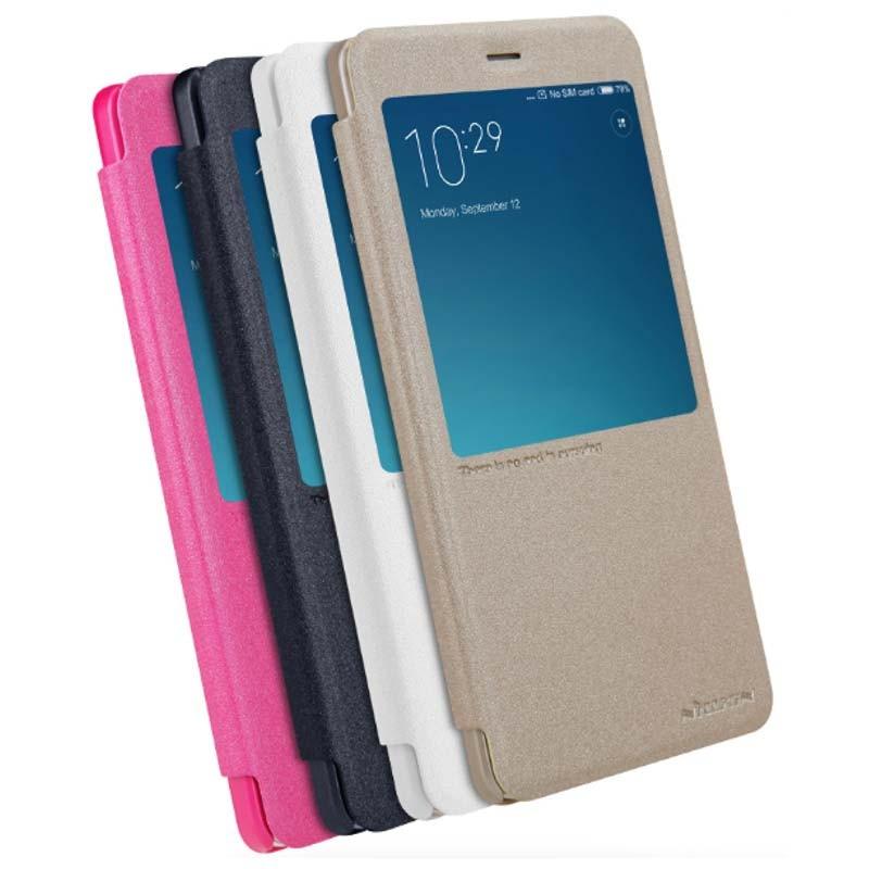 Funda de cuero Sparkle de Nillkin para Xiaomi Redmi Note 4 - Ítem5