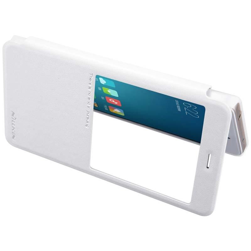 Nillkin Sparkle capa de couro para Xiaomi Redmi Note 4 - Item6