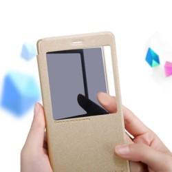 Nillkin Sparkle capa de couro para Xiaomi Redmi Note 4 - Item9