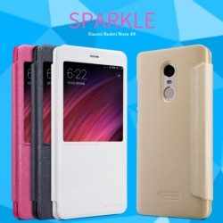 Nillkin Sparkle capa de couro para Xiaomi Redmi Note 4 - Item10