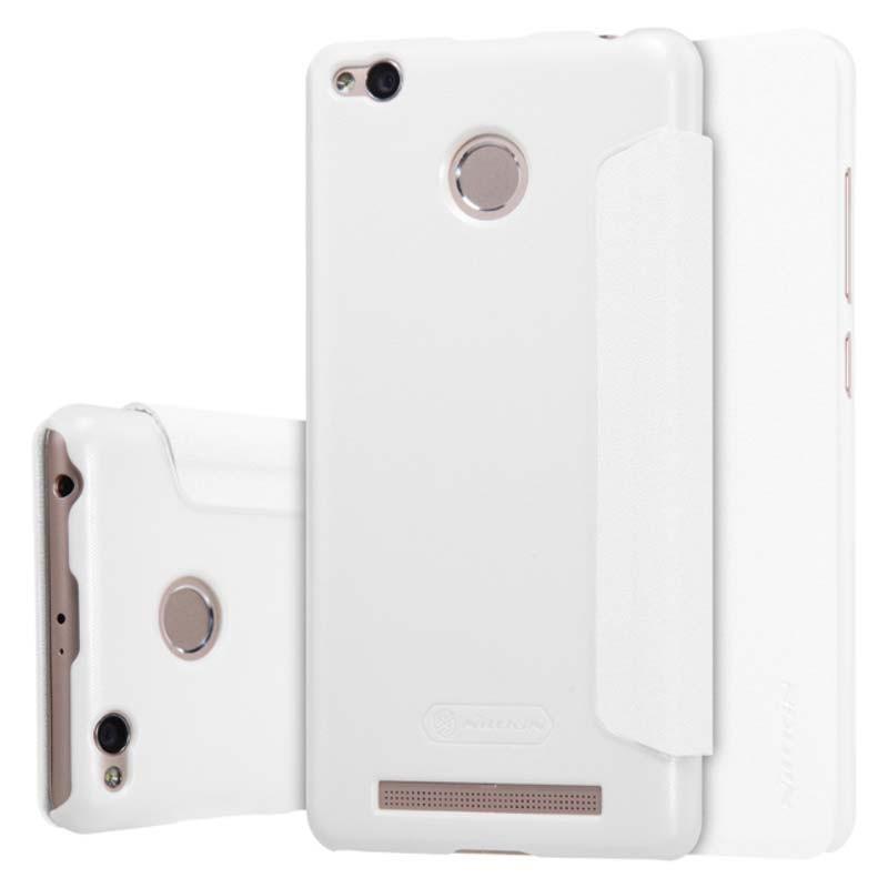Funda de cuero Sparkle de Nillkin para Xiaomi Redmi 3 - Ítem1