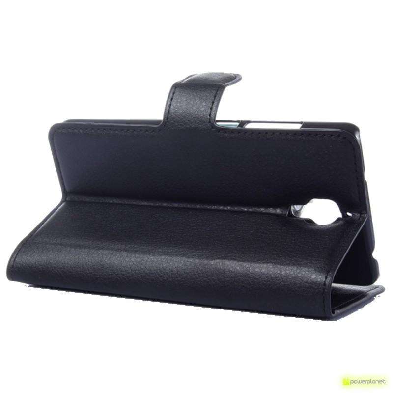 Tampa com Wallet Xiaomi Mi4 - Item1