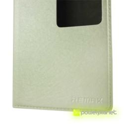 Tampa Tipo Livro Huawei P8 - Item3