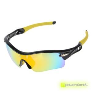 Gafas Ciclismo Polarizadas 1004