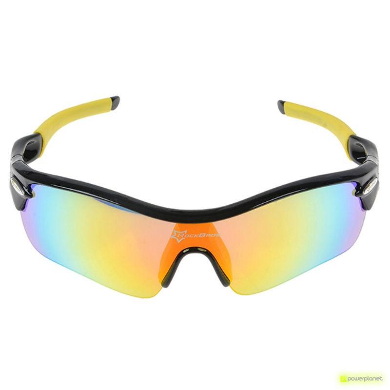 Óculos Ciclismo Polarizados 1004 - Item1