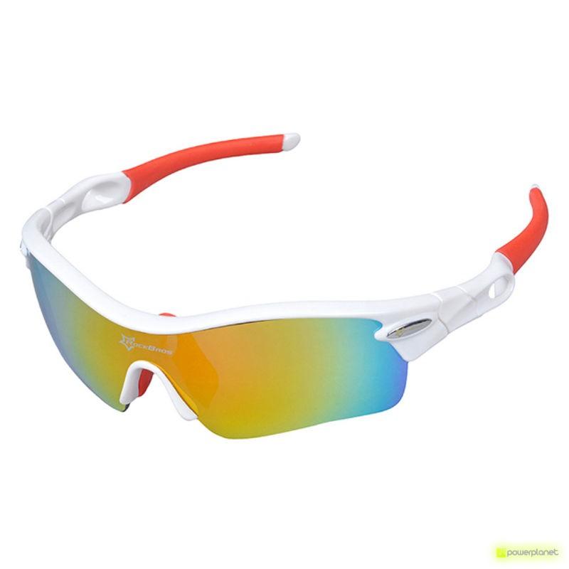 Óculos Ciclismo Polarizados 1004 - Item2