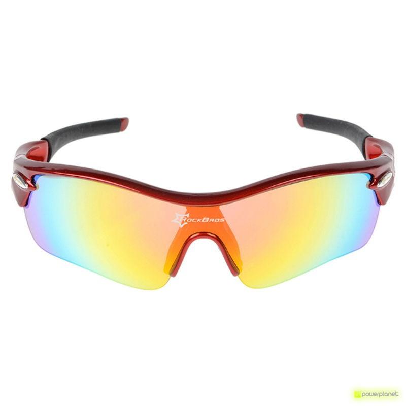 Óculos Ciclismo Polarizados 1004 - Item3