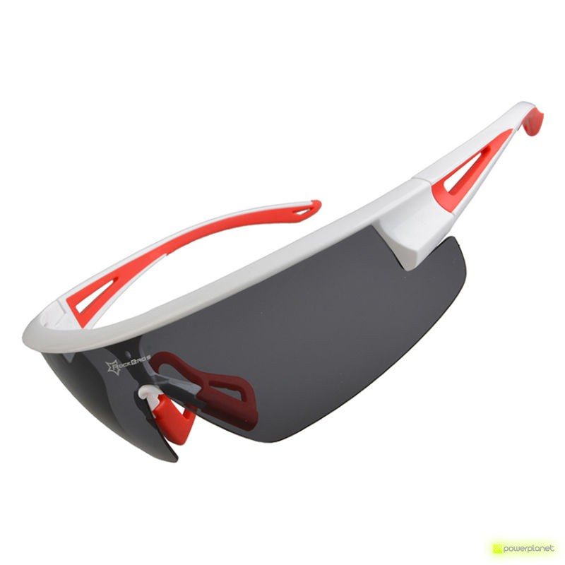 Gafas Ciclismo Polarizadas SP35 Rockbros - Ítem1