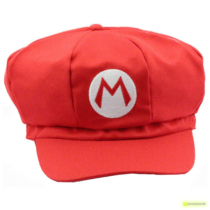 Boné Mario