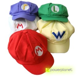 Boné Mario - Item1