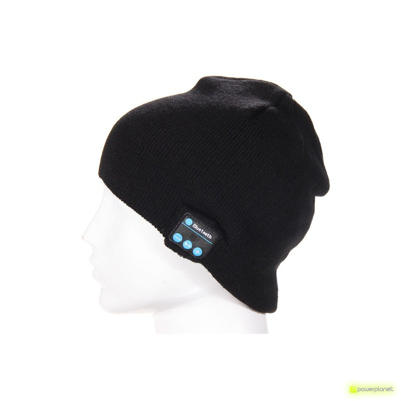 Gorro com auscultadores Bluetooth - Item3