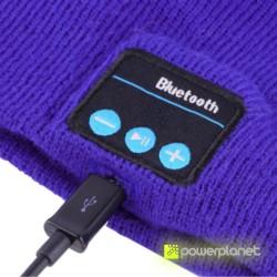 Gorro com auscultadores Bluetooth - Item5