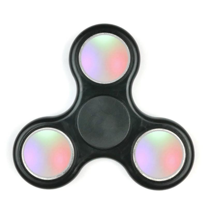 Gyro Fidget Spinner LED - Ítem1