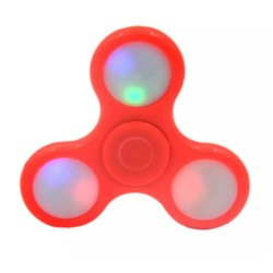 Gyro Fidget Spinner LED - Ítem2