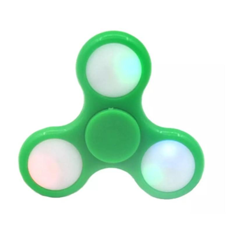 Gyro Fidget Spinner LED - Ítem5