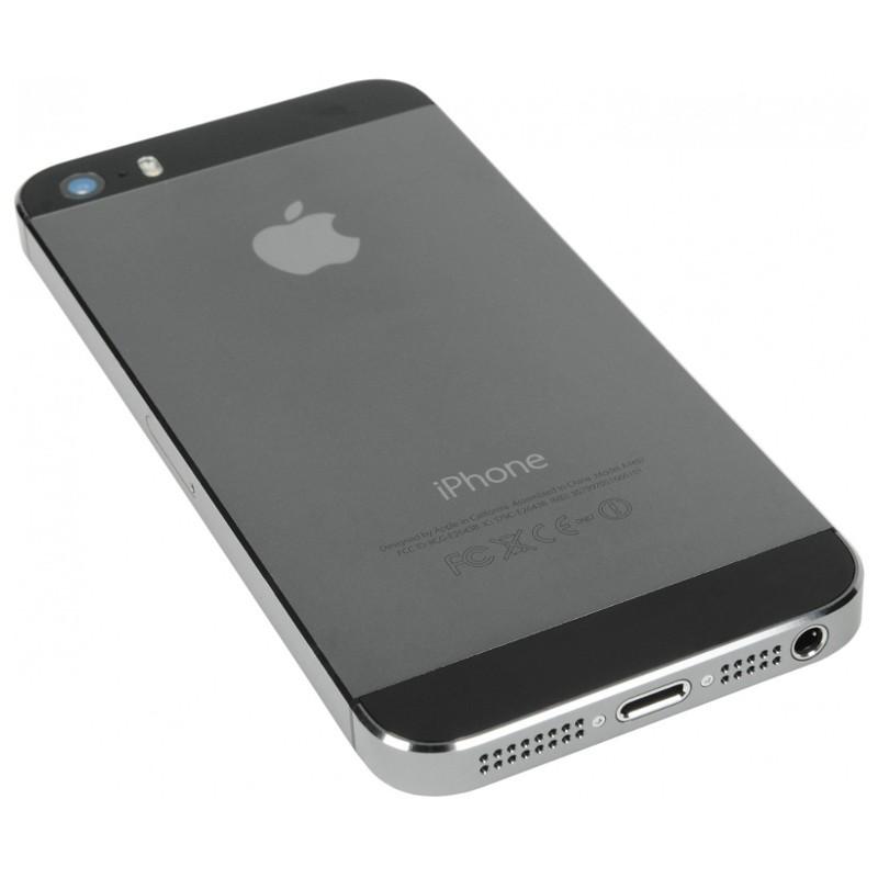 iPhone 5S 32GB Gris Como Nuevo - Ítem5
