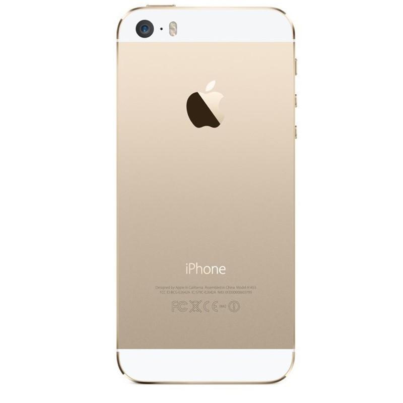 iPhone 5S 16GB Oro Como Nuevo - Ítem1