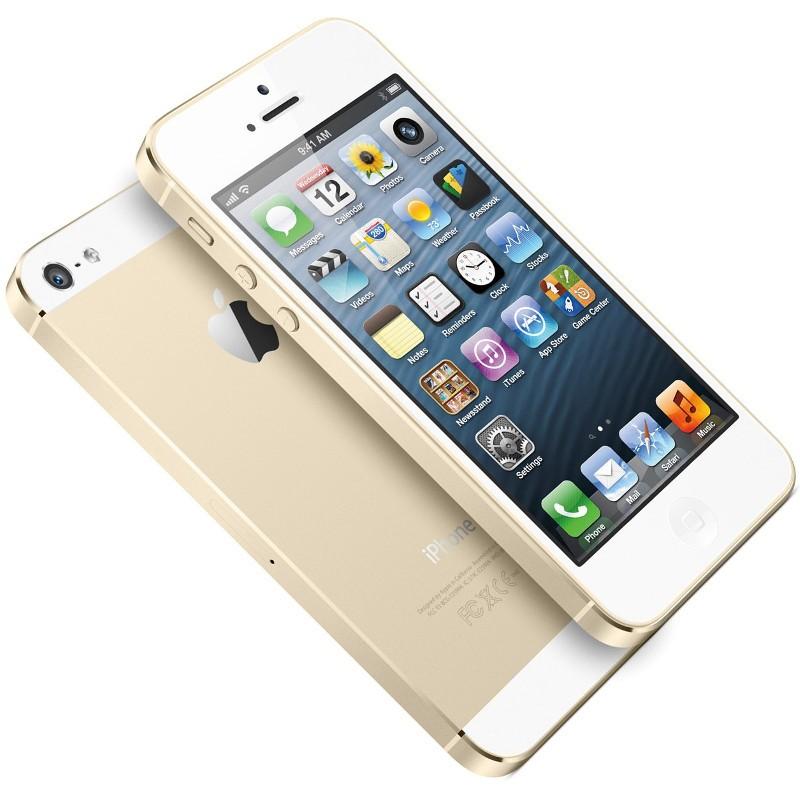 iPhone 5S 16GB Oro Como Nuevo - Ítem3