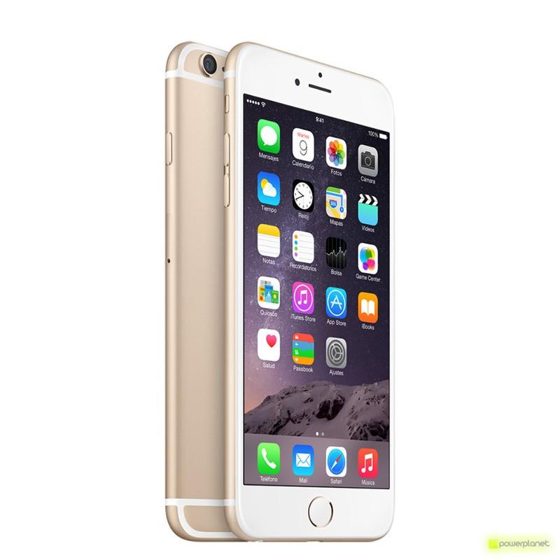 iPhone 6 Plus 128GB Oro Como Nuevo - Ítem3