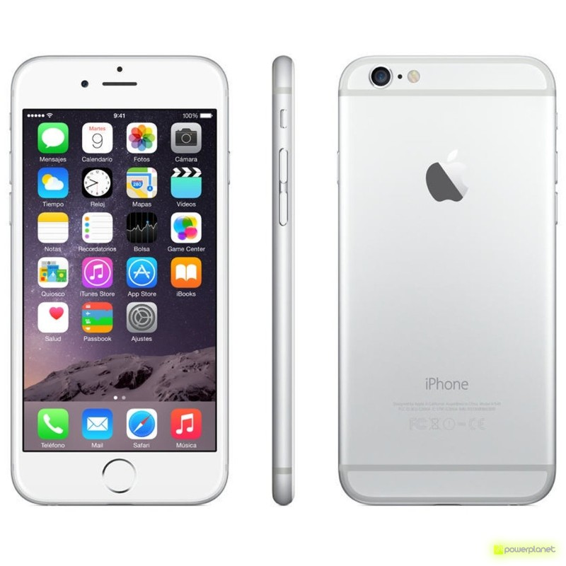 iPhone 6 Plus 16GB Plata Como Nuevo - Ítem2