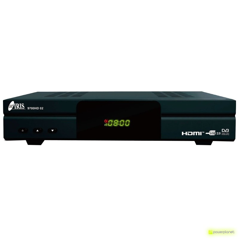Decoder Satellitare Iris 9700HD-02
