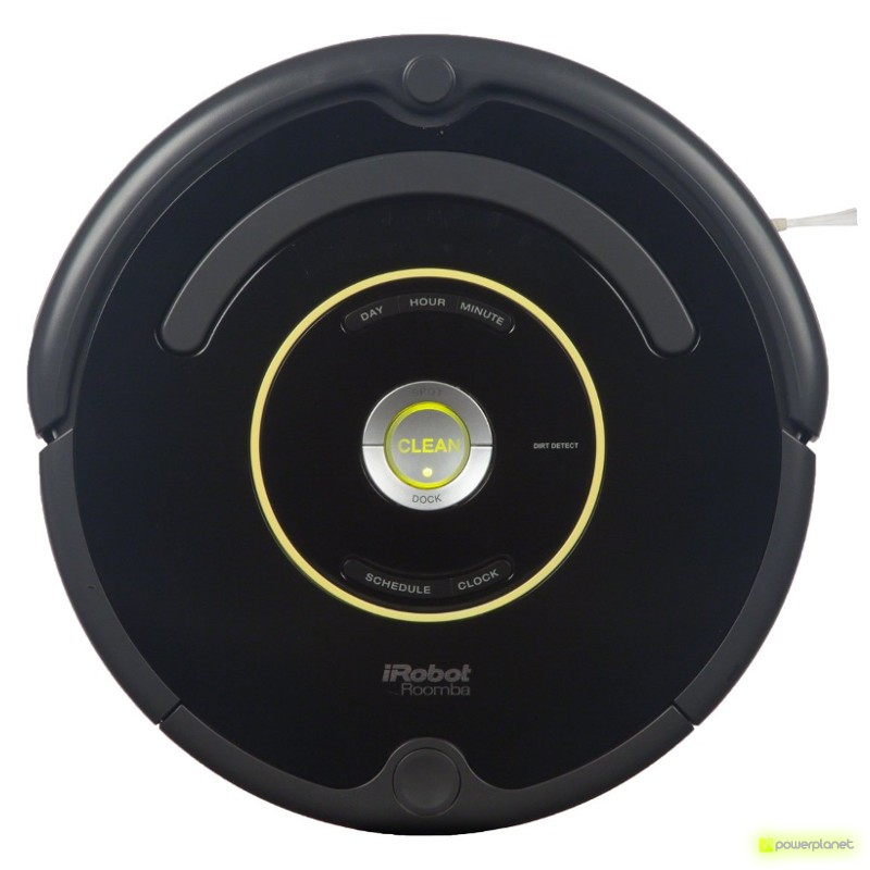 Aspirador Roomba 650 - Item