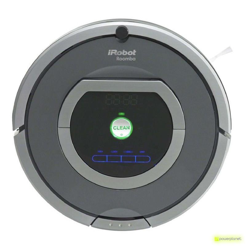 Aspirador Robot iRobot Roomba 786