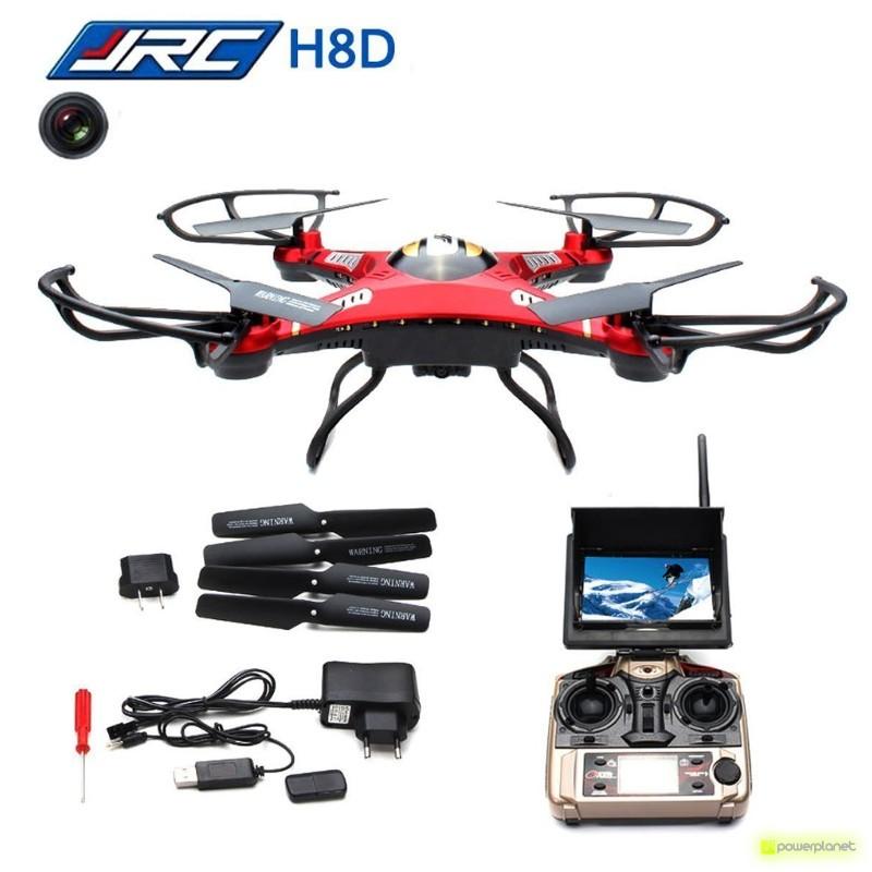 Drone JJRC H8D FPV - Item9