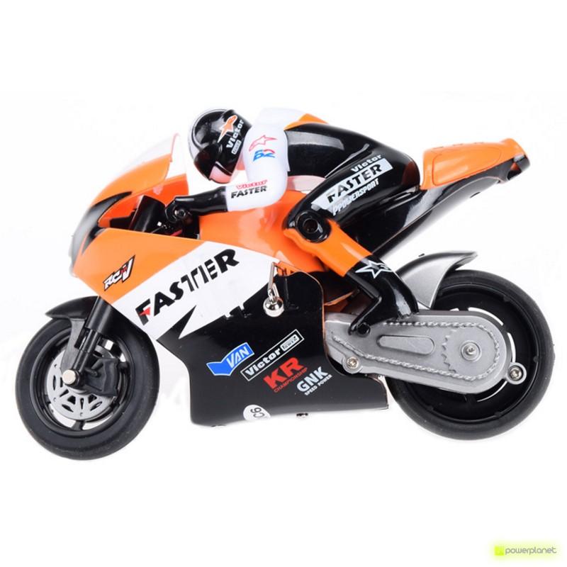 Motocicleta RC JXD 806 - Ítem1