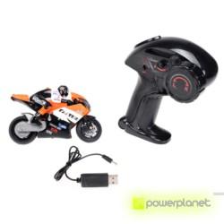 Motocicleta RC JXD 806 - Ítem4