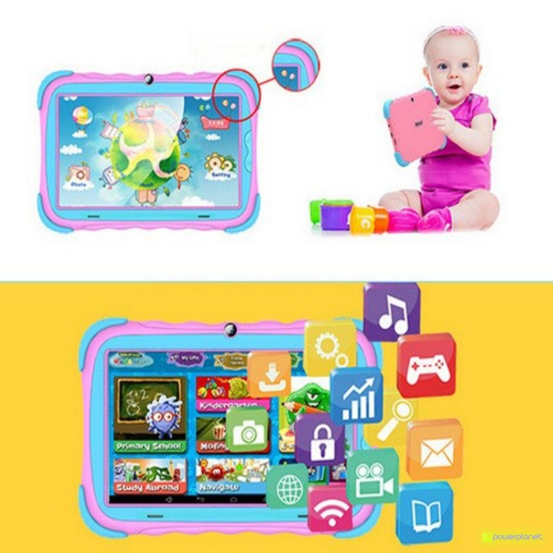 Kids Tablet XD-718 - Ítem5